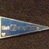 6617 - WDW Hidden Mickey 2010 - Walt Disney World Pennants - Blue