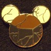 6631 - WDW Hidden Mickey 2010 - Disney Resorts - Polynesian Resort