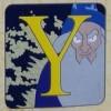 6856 - Disney Alphabet 2015 Collection - Y - Yen Sid