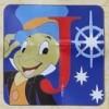 6867 - Disney Alphabet 2015 Collection - J - Jiminy Cricket CHASER
