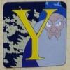 6882 - Disney Alphabet 2015 Collection - Y - Yen Sid CHASER