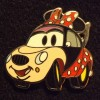 6911 - Disney Characters as Cars - Minnie Mouse