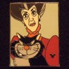 7054 - DLR - 2009 Hidden Mickey Series - Villains with Pets - Lady Tremaine