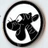 674 - DLR - 2009 Hidden Mickey Series - Winnie the Pooh Silhouette - Tigger