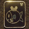 7089 - WDW - Hidden Mickey Pin Series III - Fish With Mouse Ears