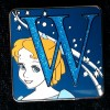 6880 - Disney Alphabet 2015 Collection - W - Wendy CHASER