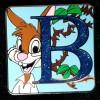 6859 - Disney Alphabet 2015 Collection - B - Brer Rabbit CHASER