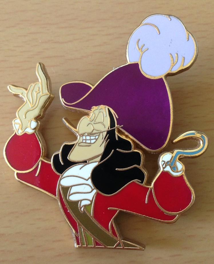 View Pin: A Family Pin Gathering - Disney Villains Large Framed Set ...