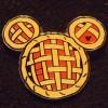 7721 - WDW HM 2009 - Food Mickey Heads - Cherry Pie