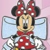 7767 - DLP - Minnie Mouse and Bow