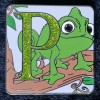 6873 - Disney Alphabet 2015 Collection - P - Pascal CHASER