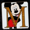 6870 - Disney Alphabet 2015 Collection - M - Mickey Mouse CHASER
