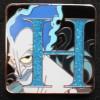 6865 - Disney Alphabet 2015 Collection - H - Hades CHASER