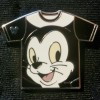 8970 - WDW - 2011 Hidden Mickey Series - T-shirt Collection - Figaro