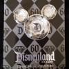 8329 - Disneyland 60th Anniversary - Annual Passholder - Diamond Mickey Icon