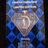 8330 - Disneyland 60th Anniversary - Annual Passholder Diamond - Pirates of the Caribbean