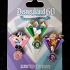 8339 - Disneyland 60th Anniversary - Board Game - Standee Token Set