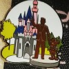 2058 - Happiest Place on Earth - Mystery Set - Castle and Walt and Mickey Statue