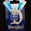 8333 - Disneyland 60th Anniversary - Jeweled 'D'