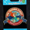 9233 - DLP Pin Trading Event - Ariel, Stitch and Flounder Jumbo