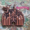 8301 - Disneyland 60th Anniversary - Locks of the Kingdom Framed Set - Fantasyland ONLY