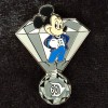 8347 - Disneyland 60th Anniversary - Board Game Boxed Set - Mickey Standee Token ONLY