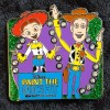 9573 - DLR 60th Celebration - Paint the Night Parade Reveal/Conceal - Woody and Jessie ONLY