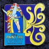 9566 - DLR 60th Celebration - Paint the Night Parade Reveal/Conceal - Tinker Bell ONLY