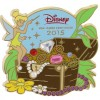 9610 - Disney Visa Card Member 2015 - Tinker Bell's Treasure Chest