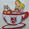 9879 - WDI - Mad Tea Party - White Rabbit & Alice