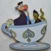 9880 - WDI - Mad Tea Party - Dodo & Bill