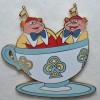 9882 - WDI - Mad Tea Party - Tweedle & Tweedledum