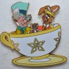 9883 - WDI - Mad Tea Party - Mad Hatter, Dormouse & March Hare
