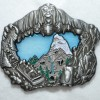 9888 - WDI - 3D Stained Glass Attractions - Matterhorn Bobsleds