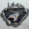 9892 - WDI - 3D Stained Glass Attractions - Space Mountain
