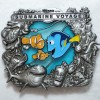 9898 - WDI - 3D Stained Glass Attractions - Finding Nemo Submarine Voyage