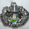 9899 - WDI - 3D Stained Glass Attractions - Buzz Lightyear Astro Blasters