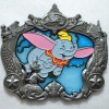 9901 - WDI - 3D Stained Glass Attractions - Dumbo The Flying Elephant