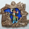 9903 - WDI - 3D Stained Glass Attractions - Pirates of the Caribbean