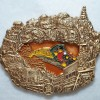 9905 - WDI - 3D Stained Glass Attractions - Big Thunder Mountain Railroad