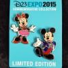 9448 - D23 EXPO 2015 - Mickey and Minnie Diamond Celebration Costume Set