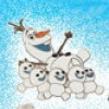 10193 - Frozen Fever Boxed Set - Olaf with Snowgies ONLY