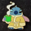 10253 - P.I.N.S. - Disney Auctions - Stitch Morning Coffee