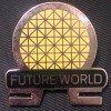 10546 - Epcot Center Mini Pin Boxed Set - Future World
