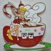 10336 - Tinker Bell Jumbo Christmas Countdown