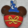 8480 - 2015 WDW Hidden Mickey Series - Character Apples - Sorcerer Mickey