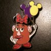 10869 - Mrs. Potato Head at Disneyland