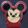 10991 - Mickey Mouse Expressions Mystery Collection - Grrrr