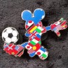 1131 - Multi-Country Mickey Soccer