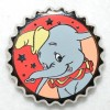 11046 - Magical Mystery Pins - Series 9 - Bottle Caps - Dumbo